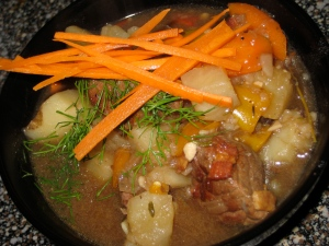 09.28 - Beef and Stout Stew