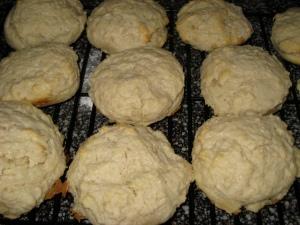 Buttermilk shortcakes